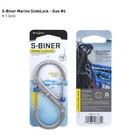 NITE IZE S-Biner Slidelock #4