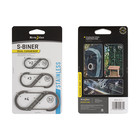 NITE IZE S-Biner Sizes #2, #3, and #4 Variety Pack