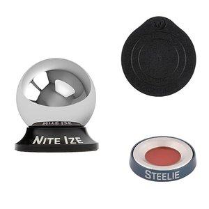 NITE IZE Steelie Dash Mount Kit Plus