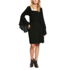 Ariat Amal Embroidered Little Black Dress