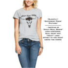 Ariat Women's REAL Longhorn T-Shirt