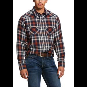 Ariat Men's Jerome Retro Snap Long Sleeve Shirt