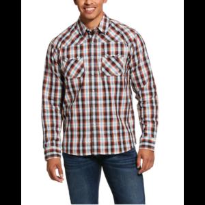 Ariat Men's Jefferson Retro Snap LS Shirt