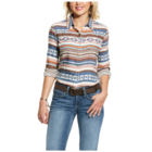Ariat Women's REAL Tribal Snap LS Shirt