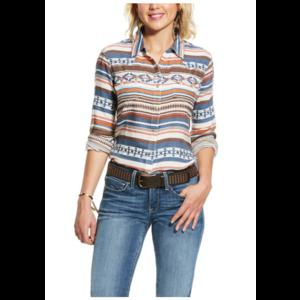 Ariat Women's REAL Tribal Snap LS Shirt