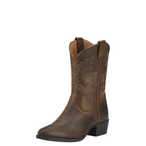 Ariat Children's Heritage Western R-Toe