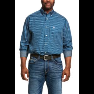 Ariat Men's Miramar Classic Fit Long Sleeve Button Up