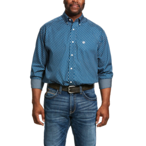 Ariat Miramar Classic Fit Long Sleeve Button Up