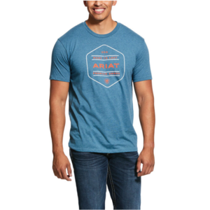 Ariat Men's Made To Last USA Short Sleeve Tee