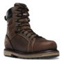 "Danner Steel Yard 8"" Brown 400G Ins. Steel Toe"