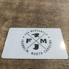 Fox Mercantile Gift Card