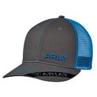 Ariat Offset Logo Cap Charcoal