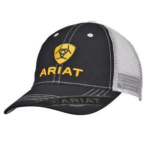 Ariat Logo Ball Cap Black