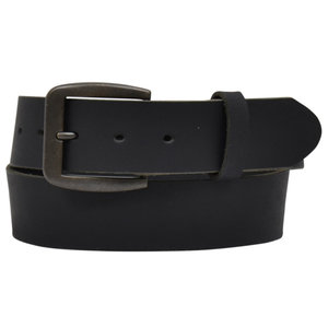 "3D Belt Company 1.5"" Belt Distressed Black"