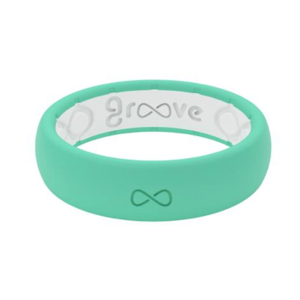 Groove Thin Solid Ring