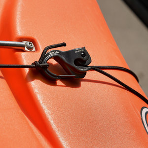 NITE IZE Cam Jam XT Aluminum/ Black with 550 Cord