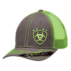 Ariat Lime Shield Ariat Cap