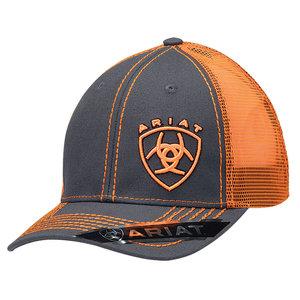 Ariat Orange Shield Ariat Cap