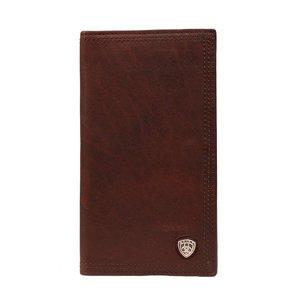Ariat Dark Copper Rodeo Wallet