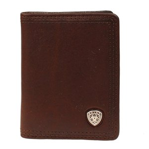 Ariat Dark Copper Bifold Wallet