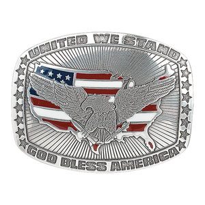 Crumrine US Eagle Buckle