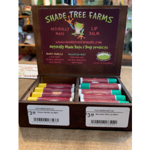 Shade Tree Farms Lip Balm