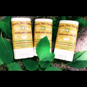 Shade Tree Farms Jewelweed Salve
