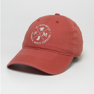 Legacy Fox Logo Relaxed Cap