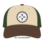 Richardson Hats Fox Stamp Logo Hat
