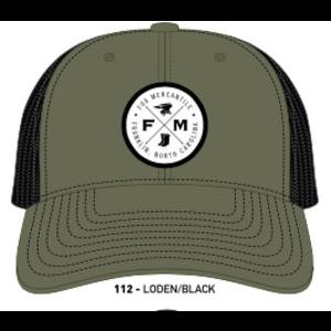 Richardson Hats Fox Stamp Logo Hat