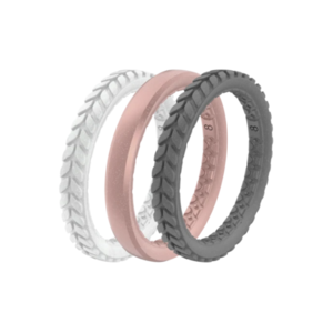 Groove Air Stackable Rings