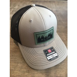 Richardson Hats W.E. Fox Treeline Patch Cap
