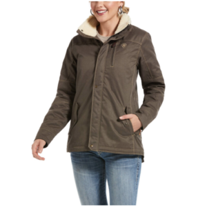 Ariat Women's Real Grizzly Utility Jacket