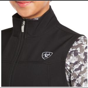 Ariat Women's Team Softshell Vest