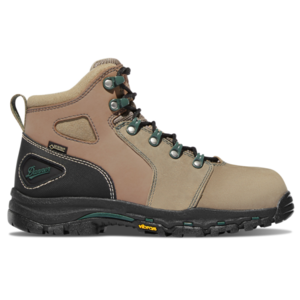 "Danner Women's Vicious - 4.5"" NMT Brown/Green"
