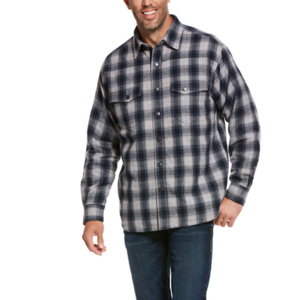 Ariat Fenrir Flannel Shirt Jacket