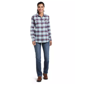 Ariat REBAR Flannel Durastretch