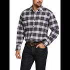 Ariat REBAR - Dist. Flannel Work Shirt