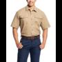Ariat REBAR - Made Tough Durastretch SS Work Shirt (Multiple Colors)