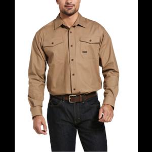 Ariat REBAR - Made Tough Durastretch Long Sleeve Work Shirt