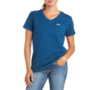 Ariat Wmn's CottonStrong Retro Flag Tee