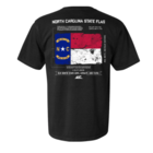 A Southern Lifestyle Co. NC Flag T-Shirt