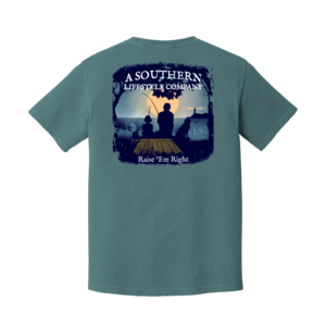 A Southern Lifestyle Co. Dock Sittin' T-Shirt