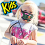 Blackstrap Kids Civil Mask