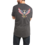 Ariat REBAR - CottonStrong American Raptor Tee (Multiple Colors)