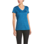 Ariat Wmn's Laguna Solid V-Neck Top (Multiple Colors)