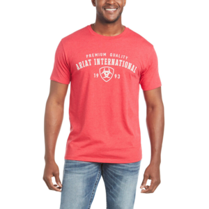 Ariat Men's Ariat West Heritage Tee