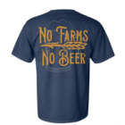 A Southern Lifestyle Co. No Farms No Beer Tee
