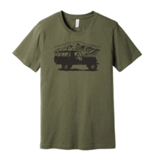 A Southern Lifestyle Co. Jeep Scrambler CJ8 Tee