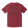 A Southern Lifestyle Co. Guns of the South Tee (Multiple Colors)